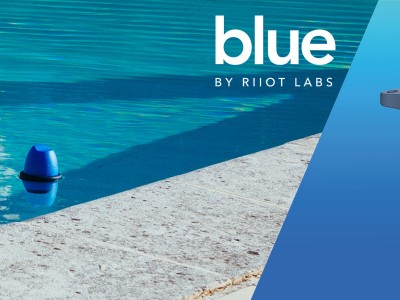 Blue Riiot Analyse l'eau de la piscine