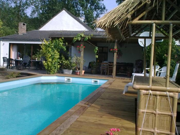 Piscines en kit beton piscine en kit sans beton piscine for Cash piscine nebraska